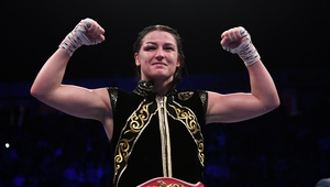 Katie Taylor will fight Delfine Persoon next month