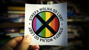"""Some Polish regions have declared themselves """"LGBT ideology-free zones"""" that Brussels regards as discriminatory"""