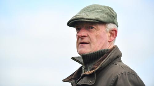 Willie Mullins is sending Grangee to Market Rasen