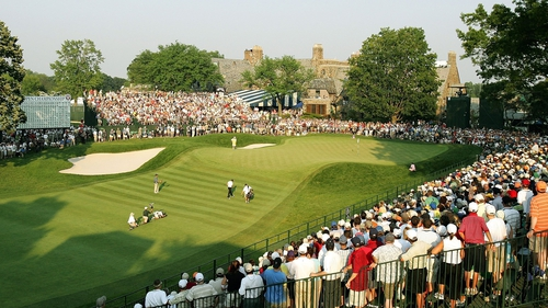 US Open becomes second golf major to ban fans amid coronavirus outbreak