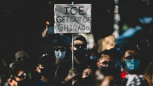 Black Lives Matter Protesters March in Chicago in July. Wright's book about that city, first published in 1940, is still relevant in terms of issues concerning alienation and discrimination