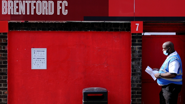 Brentford last played in the English top flight in 1947