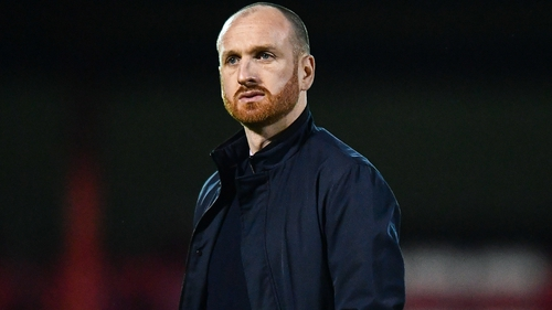 Stephen O'Donnell brings his St Pat's side to Dundalk on Friday