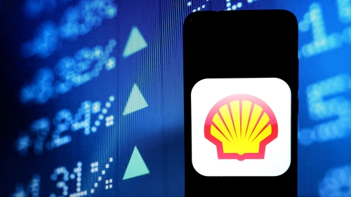 Shell's shares have dropped by more than 60% so far this year