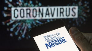 Nestle has lowered its expectations for organic growth this year to 2-3%, from more than 3.5% previously