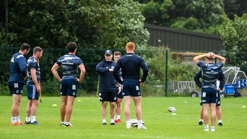 Leinster and Munster can now resume contact training