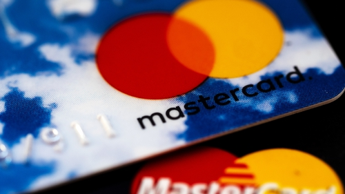 Mastercard today reported a 45% drop in cross-border volume
