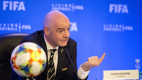 Federation Internationale de Football Association  president facing criminal investigation in Switzerland