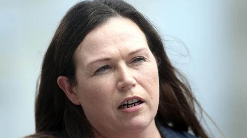 An teachta Louise O'Reilly Sinn Féin