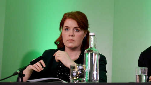 Neasa Hourigan said the matter is now for the parliamentary party to consider