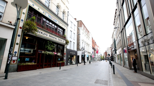 The Dublin café is set to reopen on a phased basis next month