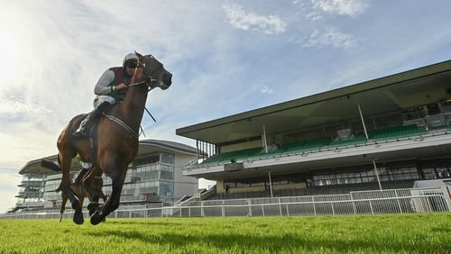 Aramon wins before the empty stands at Galway