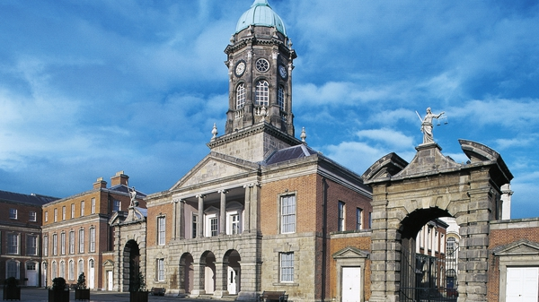 The Cabinet will meet at Dublin Castle this morning for its scheduled weekly meeting