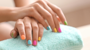 Why settle for one nail polish shade when you can have five? Katie Wright finds out more.