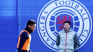 """At the moment we're nowhere near that (transfer valuation) so Alfredo is still a Rangers player"