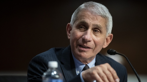 Fauci responds to Trump's testing tweet at House coronavirus hearing