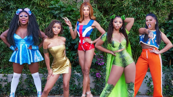 Chloe X Halle's incredible Spice Girls tribute stole the show