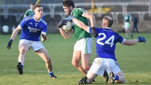 Aodh Mac Laifeartaigh agus Danny Ó Dónaill.