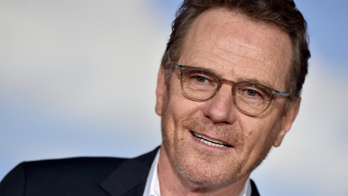 """Bryan Cranston: """"I contracted the virus."""""""