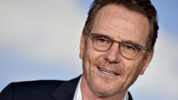 "Bryan Cranston: ""I contracted the virus."""
