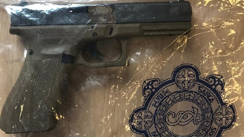 The gun and bullets have been sent for analysis to the Garda Ballistics Unit