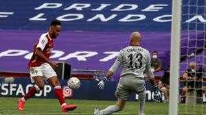 Pierre-Emerick Aubameyang have signed a new Arsenal contract