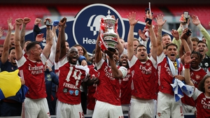 Arsenal go into this season's competition as holders