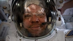 Astronaut Bob Behnken takes a selfie at the International Space Station ahead of his return to Earth
