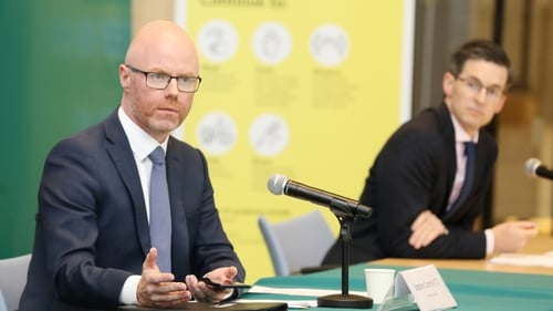 Stephen Donnelly said the international situation is becoming more volatile (Pic: Rolling News.ie)