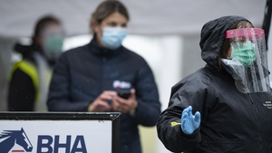 BHA medical officials have been present at UK racecourses since 1 June