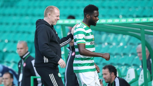 Lennon on attention on Edouard: 'You can't help the attention. It is inevitable'