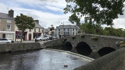 Some tourists in Westport said holiday homes were expensive and difficult to find