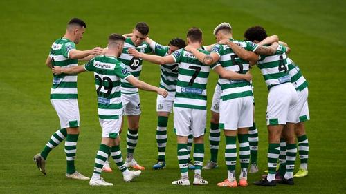 Shamrock Rovers will fancy their chances in Tallaght Stadium