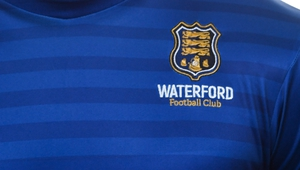 Waterford FC's game with Sligo Rovers on Tuesday was postponed