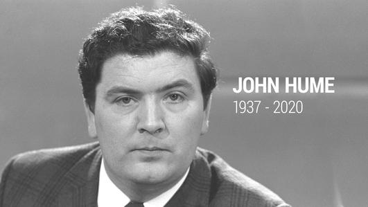 Former SDLP leader and Nobel laureate John Hume dies