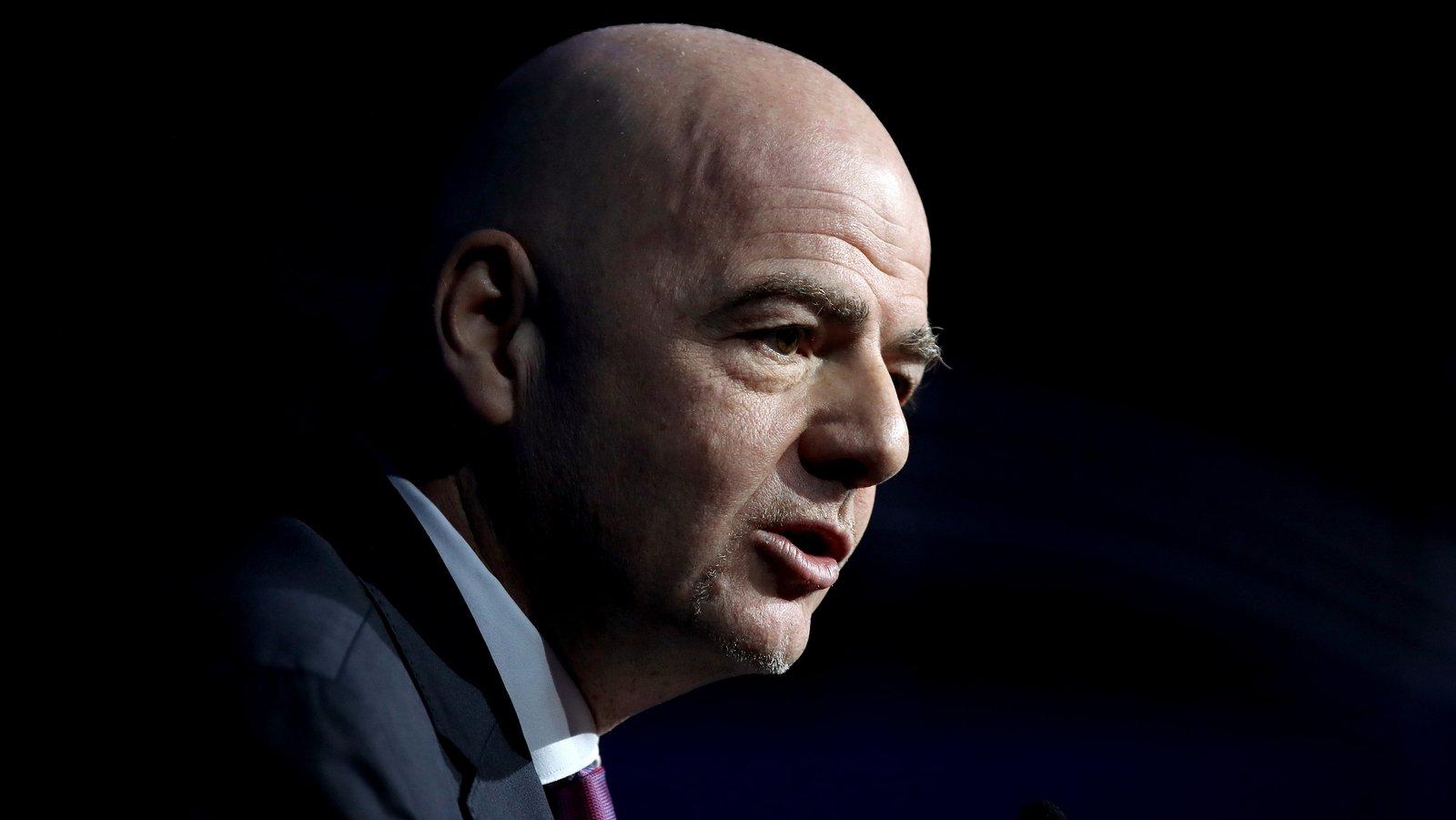 FIFA chief welcomes UK-Irish 2030 World Cup bid