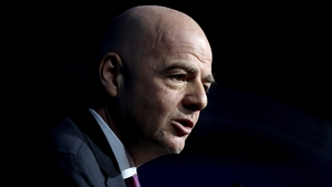Infantino is the subject of proceedings opened by a special federal public prosecutor in Switzerland over meetings he held in 2016 and 2017 with attorney general Michael Lauber