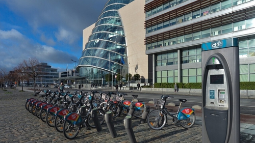 Annual membership of the bike scheme will go up from €25 to €35 a year from 3 September