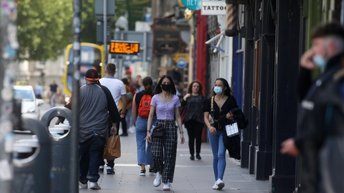 Face coverings will be mandatory in retail settings around the country from 10 August