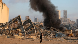 More than 2,500 people have been injured in the blast
