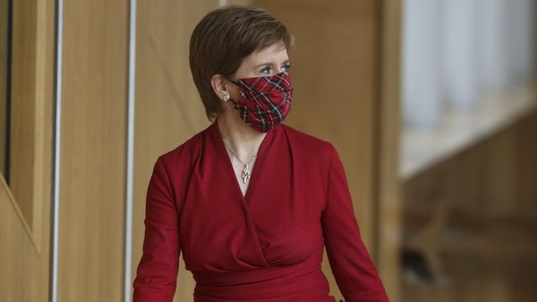 Nicola Sturgeon and the SNP have argued for a second referendum on Scottish independence