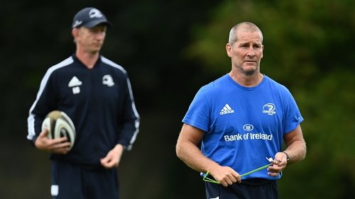 """Cullen: """"For any of our coaches or backroom team it's good to get those opportunities"""""""