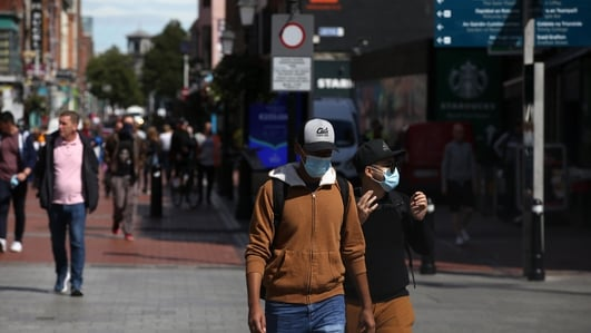 Face coverings mandatory in shops, indoor settings