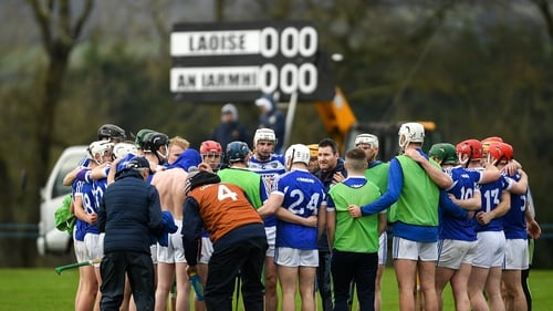 There is a concern in Laois and elsewhere regarding the capacity for counties to field senior teams in the year ahead