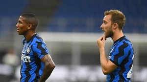 Ashley Young and Christian Eriksen played their part for the Italians