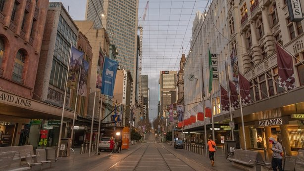 New data confirms Australia is in recession
