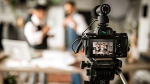"""""""A one minute video is considered the equivalent of about 1.8 million words, that just shows the impact of video,"""" says Pamela Finn"""