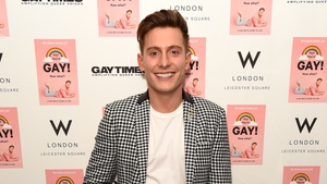 Riyadh Khalaf attends the 'Yay! You're Gay! Now What?' Book Launch