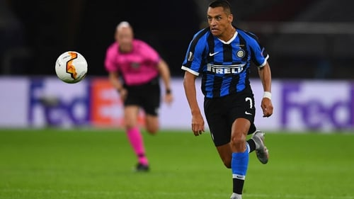 Alexis Sanchez has resurrected his career at Inter Milan