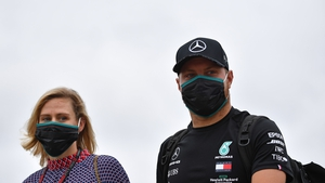 Bottas won the opening race of the delayed 2020 season